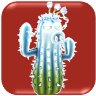 Power Cactus Icon