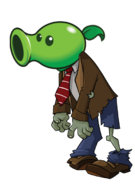 HD Peashooter Zombie