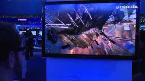 Bayonetta 2 - Gameplay E3 2013