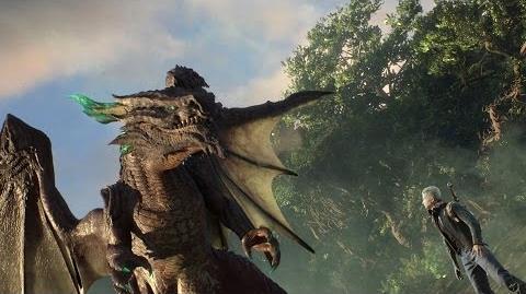 Scalebound Announce Trailer