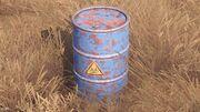 Barrel Hazard