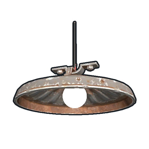 Bathroom Lights Rusting ceiling light | rust wiki | fandom poweredwikia