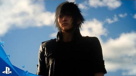 Final Fantasy XV - E3 2016 Trailer PS4, PS VR