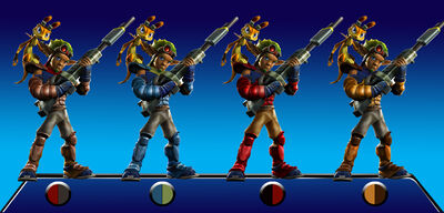 Jak and daxter final