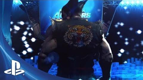PlayStation® All-Stars Battle Royale Heihachi Mishima Trailer