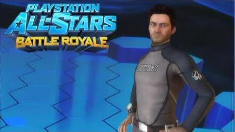 "Playstation All Stars Battle Royale Nathan Drake""Deep Sea Nathan Drake"" Costume Review (Commentary)"
