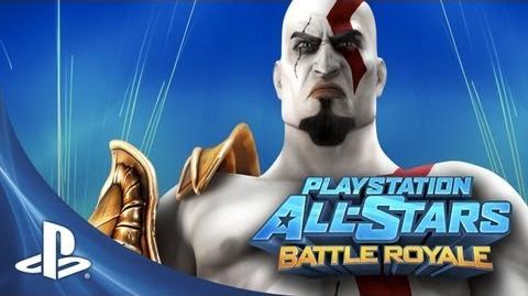 PlayStation All-Stars Battle Royale - Kratos Strategies