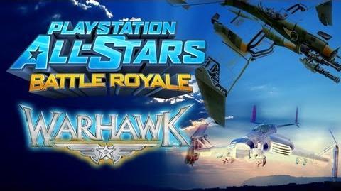 Playstation All-Stars Battle Royale Warhawk-0