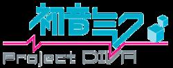 Hatsune Miku Project DIVA Logo