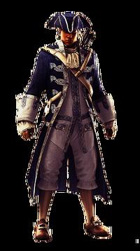 Captain Aquila Render