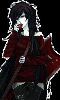 Marceline render by kinfy-d5tpvlx