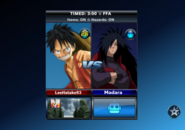 Luffy vs Madara