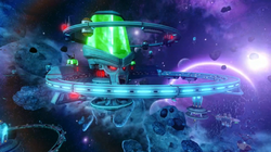 Nefarious Space Station