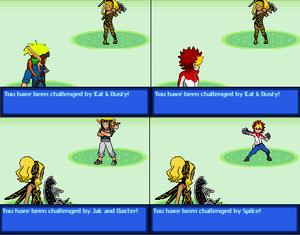 First Battle