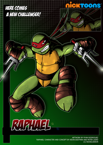 File:Nicktoons raphael by neweraoutlaw-d564wyi.png