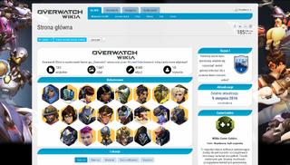 Overwatch Wikia (ComDev blog)