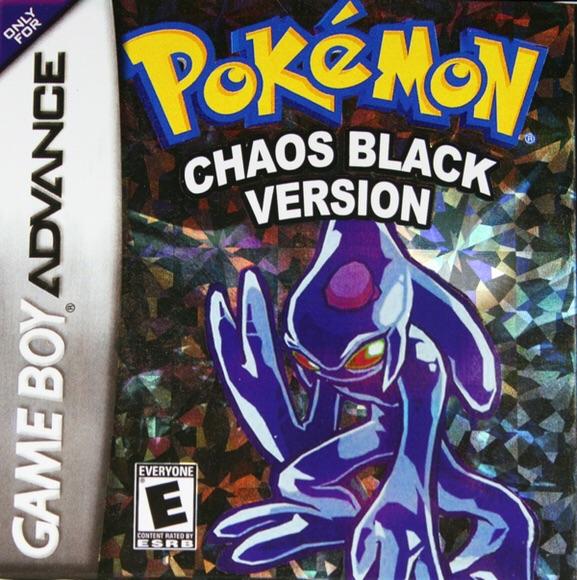 descargar pokemon chaos black version