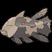 Pokemon Relicanth