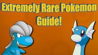 Pokemon Planet - How To Find Extremely Rare Pokemon! Legendary Walkthrough!