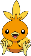255Torchic AG anime 4