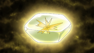Shiny Stone anime