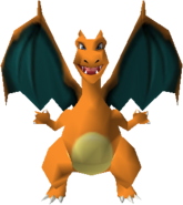 006Charizard Pokemon Stadium