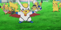 XY078: Lights! Camera! Pika!