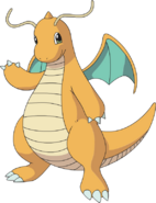 149Dragonite AG anime