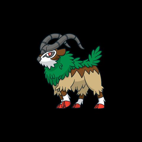 Gogoat - The Pokémon Wiki  Gogoat