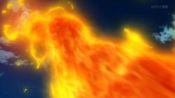 Ninja Houndoom Flamethrower