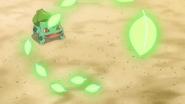 Shauna Bulbasaur Razor Leaf