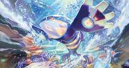 Kyogre Pokemon TCG XY Primal Clash