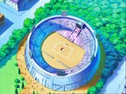 Hearthome Tag Battle Competition Stadium