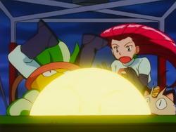 Danny Electrode Explosion
