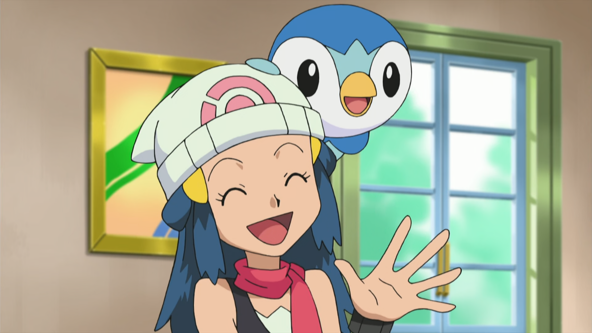 pokemon piplup pansage and a meet