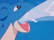Lapras anime Water Gun