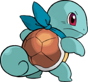 007Squirtle Pokemon Mystery Dungeon Red and Blue Rescue Teams 4