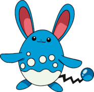 184Azumarill OS anime 2