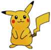 Pikachu (Super Smash Bros. Artwork)