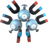 Pokken Tournament Magneton