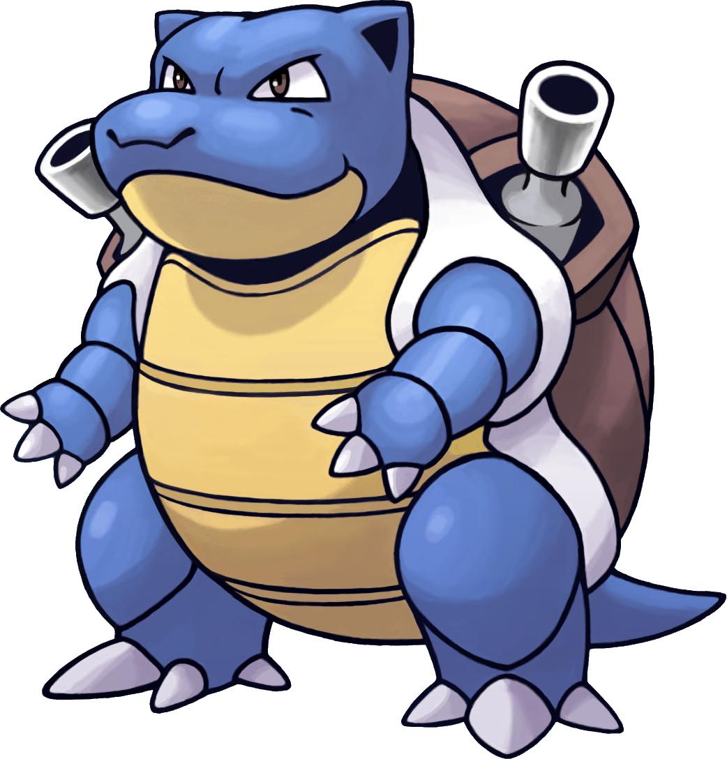 Blastoise on modulous - Pokemon tortank mega evolution ...