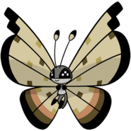 666Vivillon Sandstorm Dream