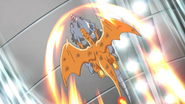 Red's Charizard Seismic Toss PO