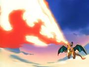 Charizard Flamethrower