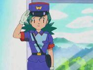 Officer Jenny In Hoenn
