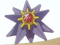 Rudy Starmie anime