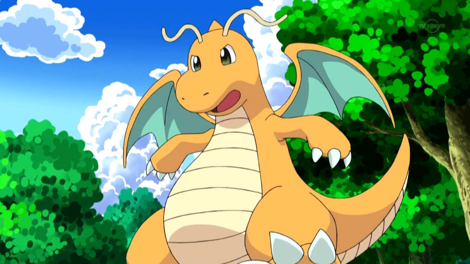 Clair Dragonite