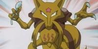 Sabrina's Kadabra (anime)