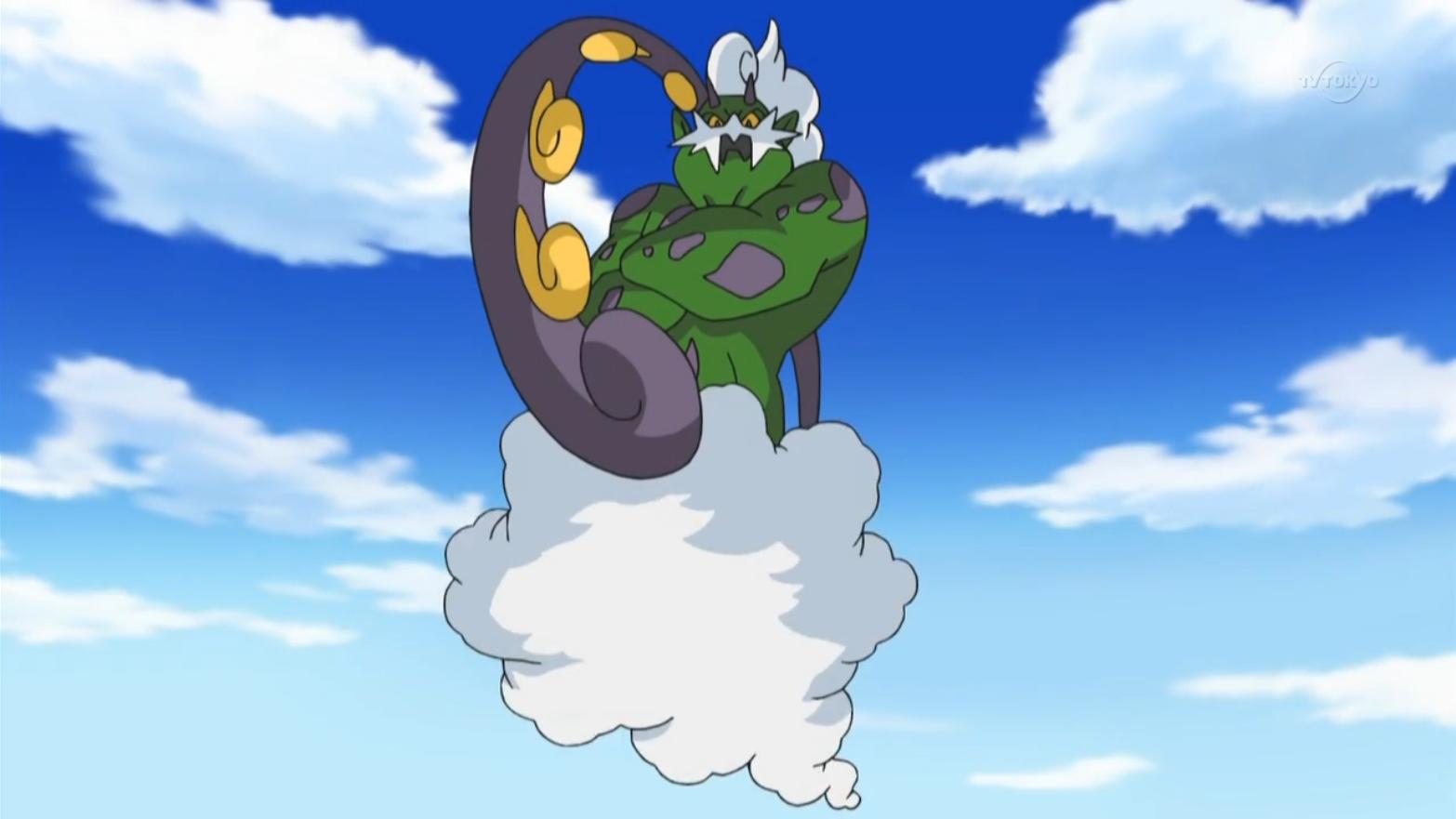 Tornadus anime