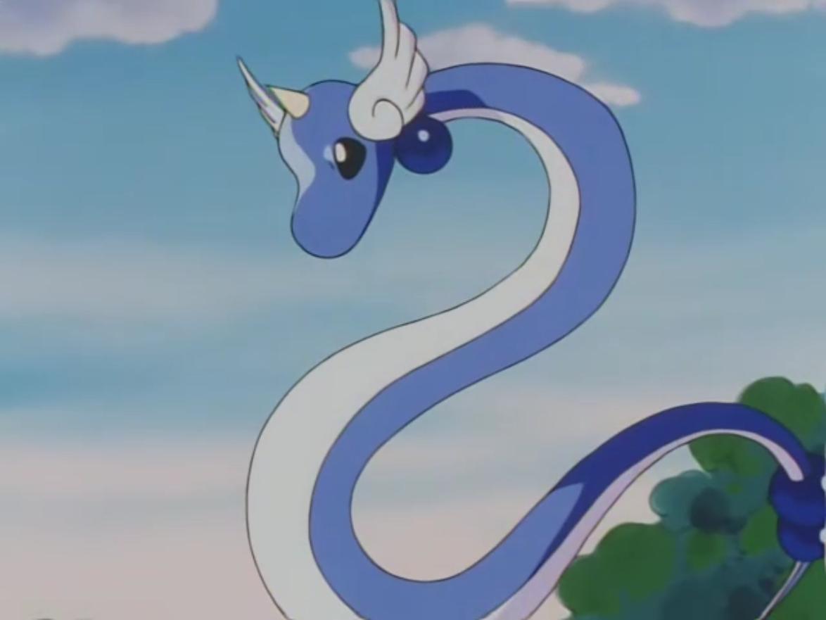 Clair's Dragonair (anime) | Pokémon Wiki | Fandom powered ...  Clair's Dra...
